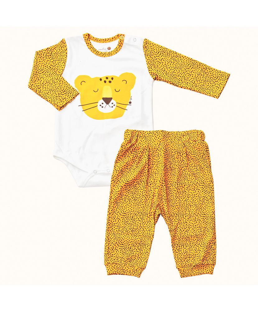 Pijama-Bebe-Pima-Basics-Oncinha-Cookie-Dreams