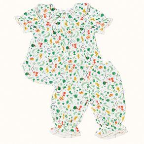 Pijama-Infantil-Pima-Menina-Beijinho-Amazonia-Cookie-Dreams