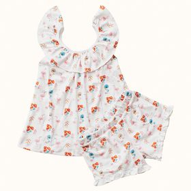 Pijama-Infantil-Pima-Menina-Babydool-Flamingo-Cookie-Dreams