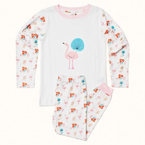 Pijama-Infantil-Pima-Ms-Cookie-Flamingo-Cookie-Dreams