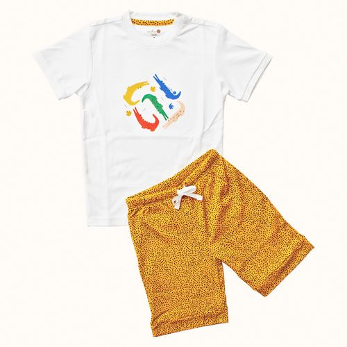 Pijama-Infantil-Pima-Benjamin-Jacares-Cookie-Dreams