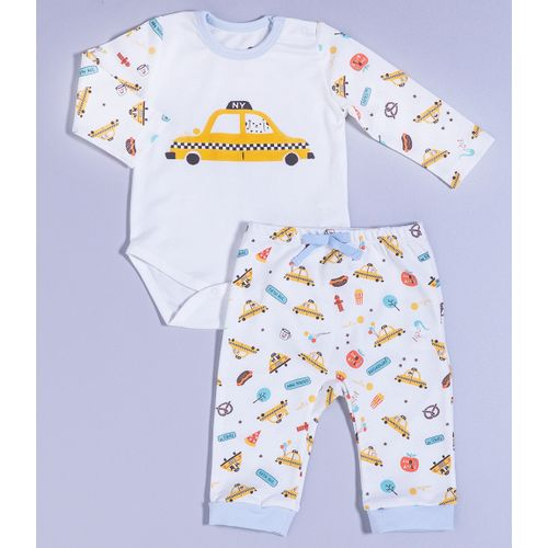 Pijama-Bebe-Algodao-Pima-Basics-New-York-City-Cookie-Dreams