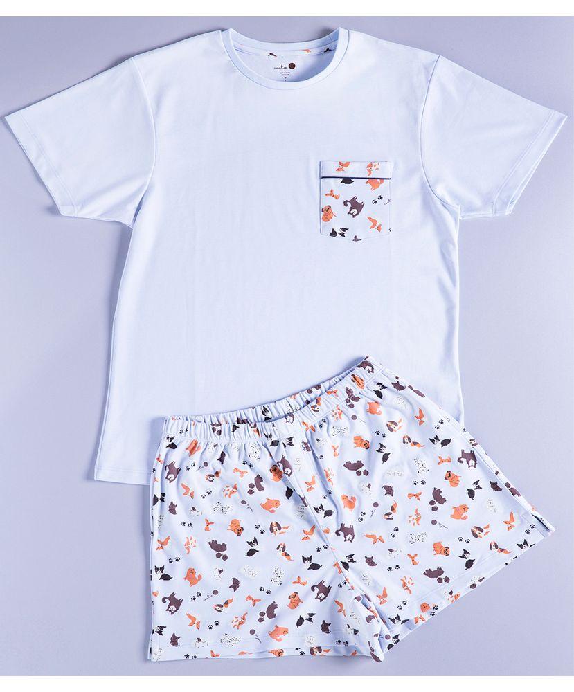 Pijama-Adulto-Algodao-Pima-Daddys-Puppy-Lover-Cookie-Dreams