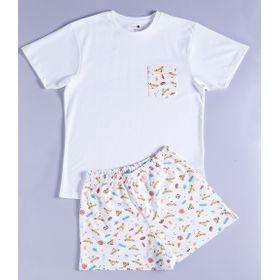Pijama-Adulto-Algodao-Pima-Daddys-New-York-City-Cookie-Dreams