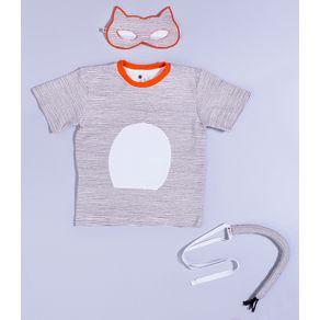 Camiseta-Pima-Infantil-Fantasia-TIgre-Cookie-Dreams-PIjamas