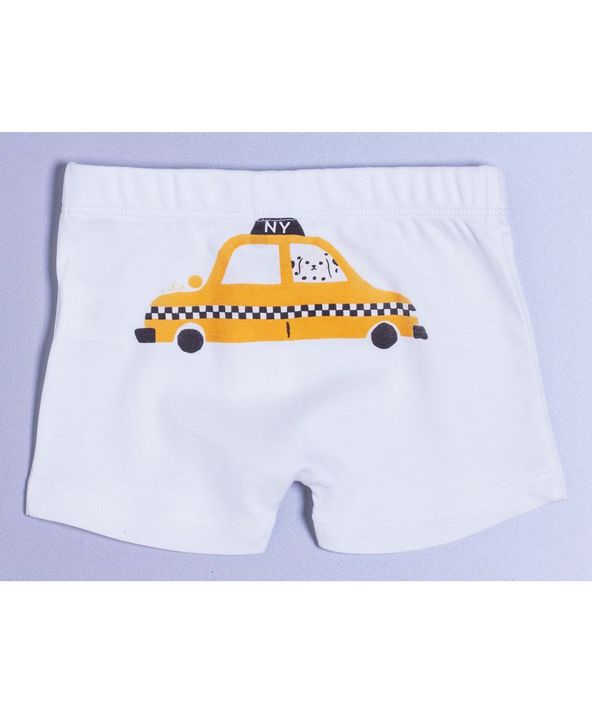 Cueca-Infantil-Pima-Taxi-NYC-Cookie-Dreams-Pijamas