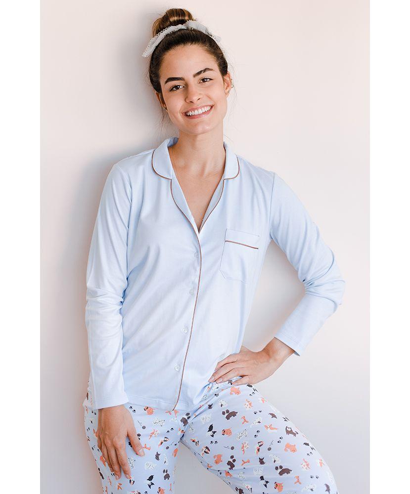 Pijama-Algodao-Pima-Feminino-Olivia-Puppy-Cookie-Dreams-Pijamas