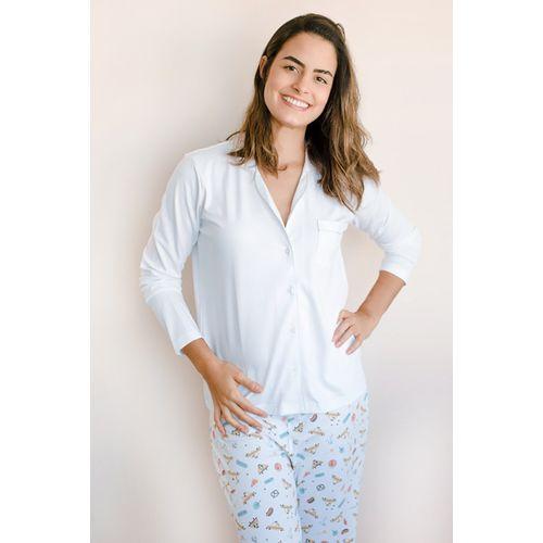 Pijama-Algodao-Pima-Feminino-Olivia-NYC-Cookie-Dreams-Pijamas