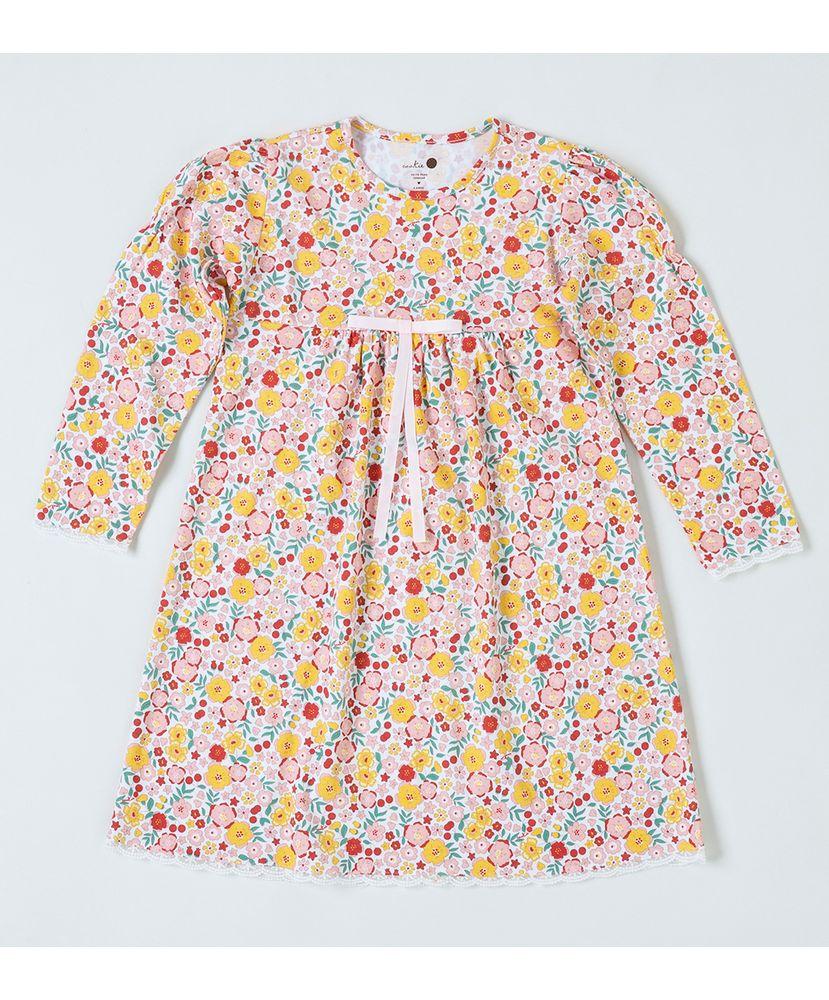 Camisola-Infantil-de-Algodao-Pima-da-Cookie-Dreams-Pijamas