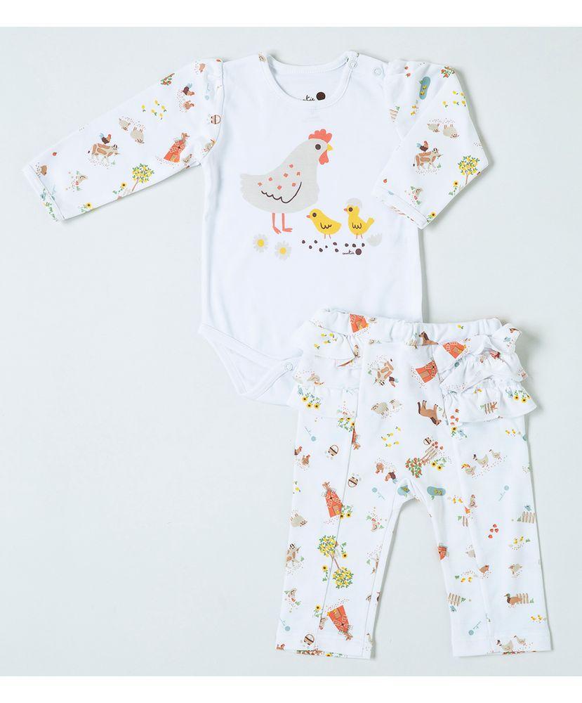 Pijamas-de-Bebe-de-Algodao-Pima-Peruano-da-Cookie-Dreams