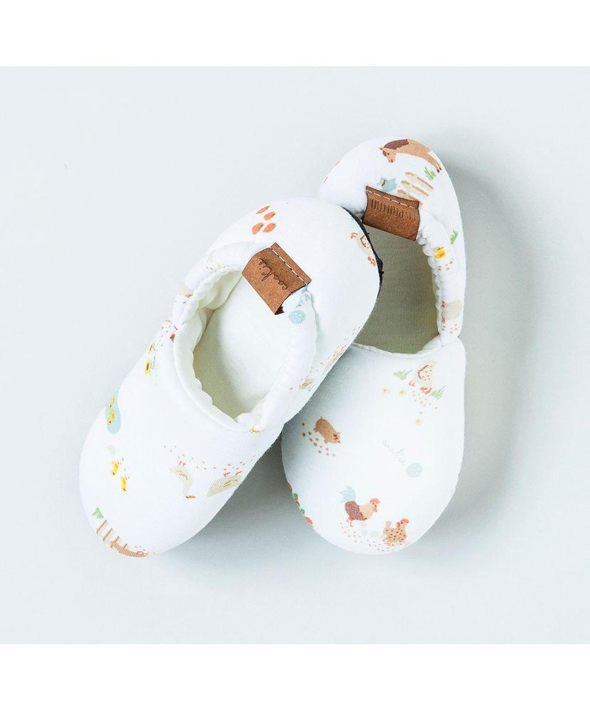 Pantufa-Infantil-Algodao-Pima-Farm-Cookie-Dreams-Pijamas