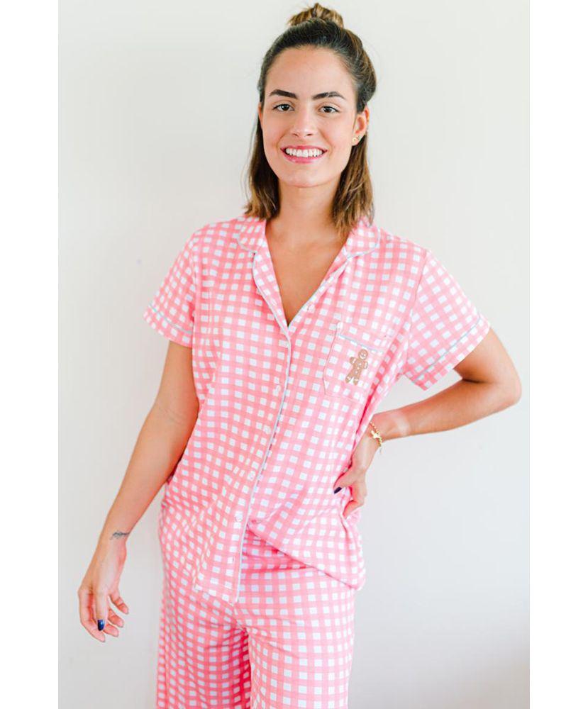 Pijama-Feminino-Algodao-Pima-Cookie-Dreams-Sophia-Vichy-Coral