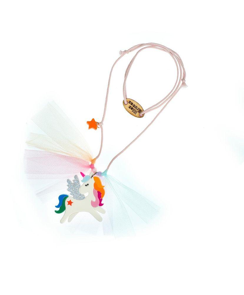 Colar-Infantil-Unicornio-Cookie-Dreams