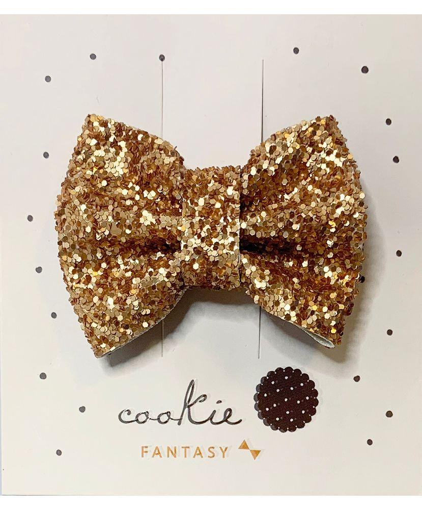 Laco-Infantil-Glitter-Dourado-Cookie-Dreams