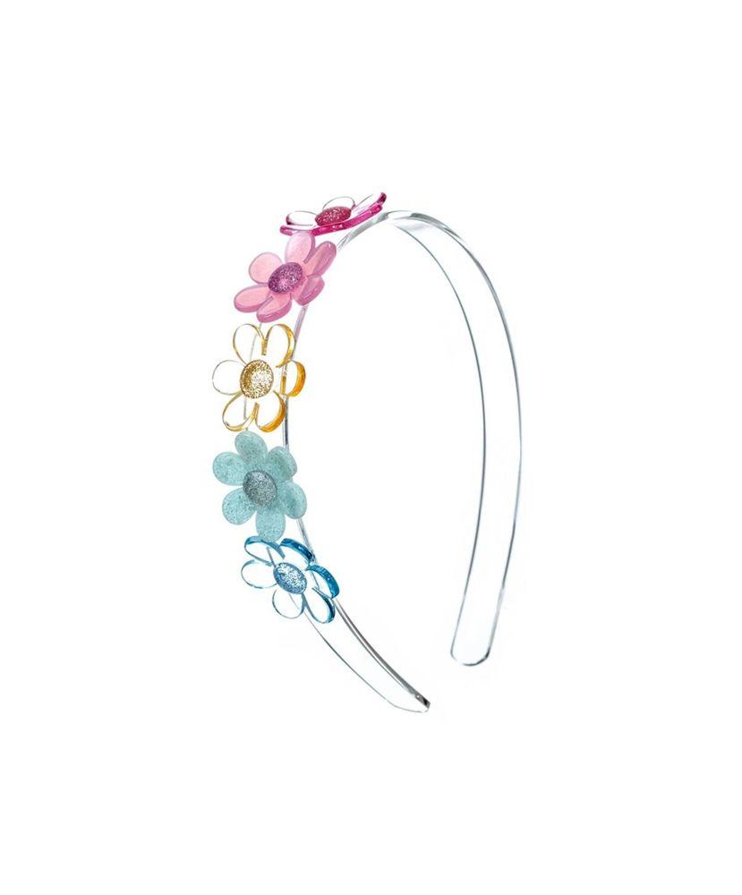 Tiara-Infantil-Margaridas-Candy-Colors