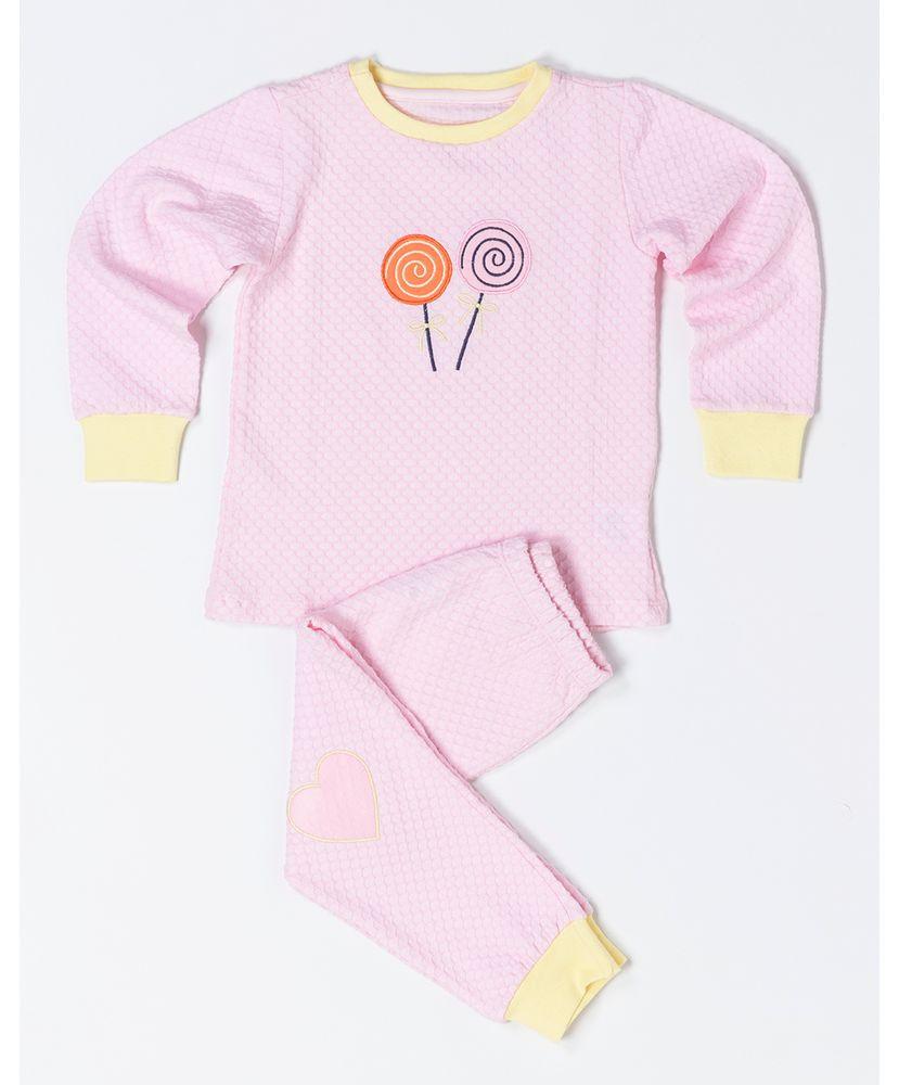 Pijama-Infantil-Winter-Rosa-Candy-Pirulito