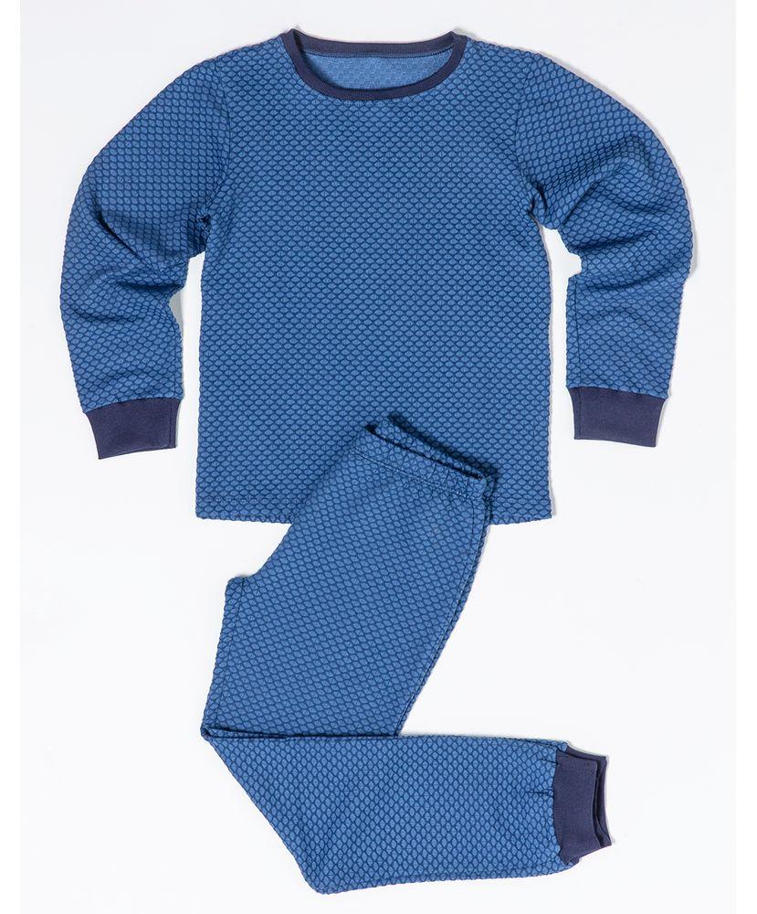 Pijama-Infantil-Winter-Navy