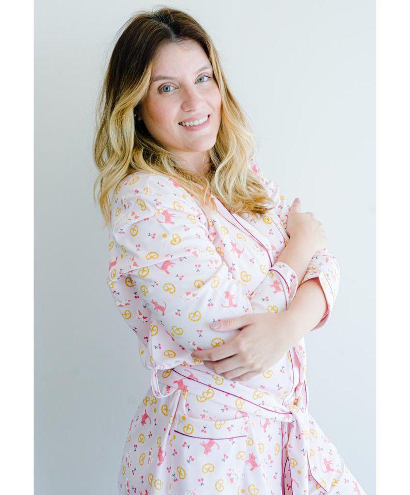 Pijama-Feminino-Kimono-Algodao-Pima-Cookie-Dreams-Cats5