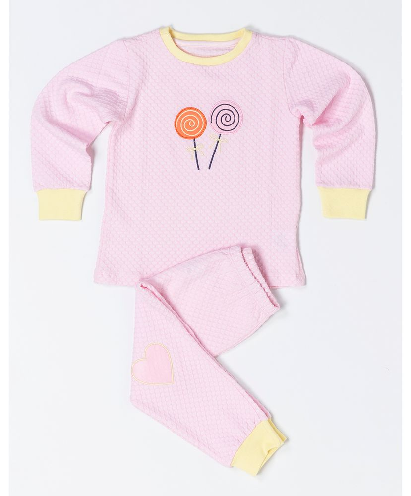 Pijama-Infantil-Algodao-Pima-Mr-Cookie-Pirulito-Cookie-Dreams