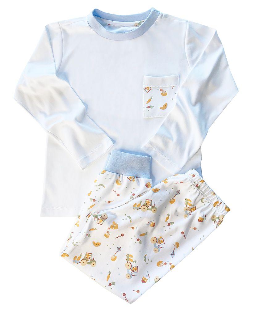 Pijama-Infantil-Algodao-Pima-Mr-Cookie-Picnic