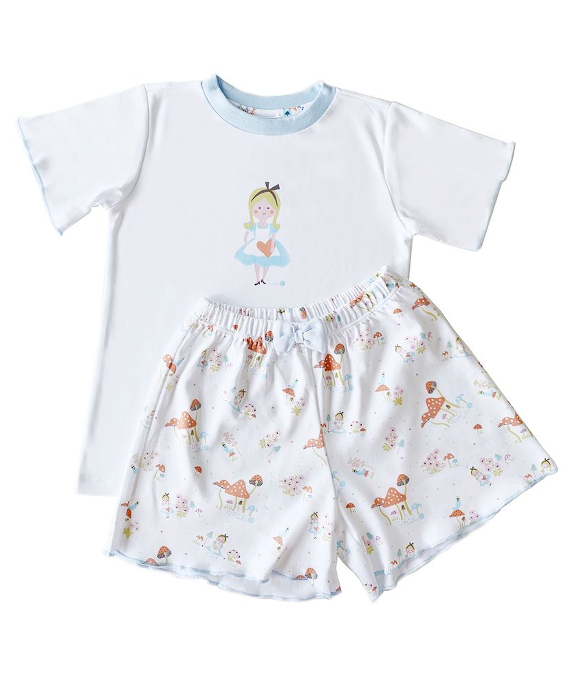 Pijama-Infantil-Algodao-Pima-Sunflower-Alice