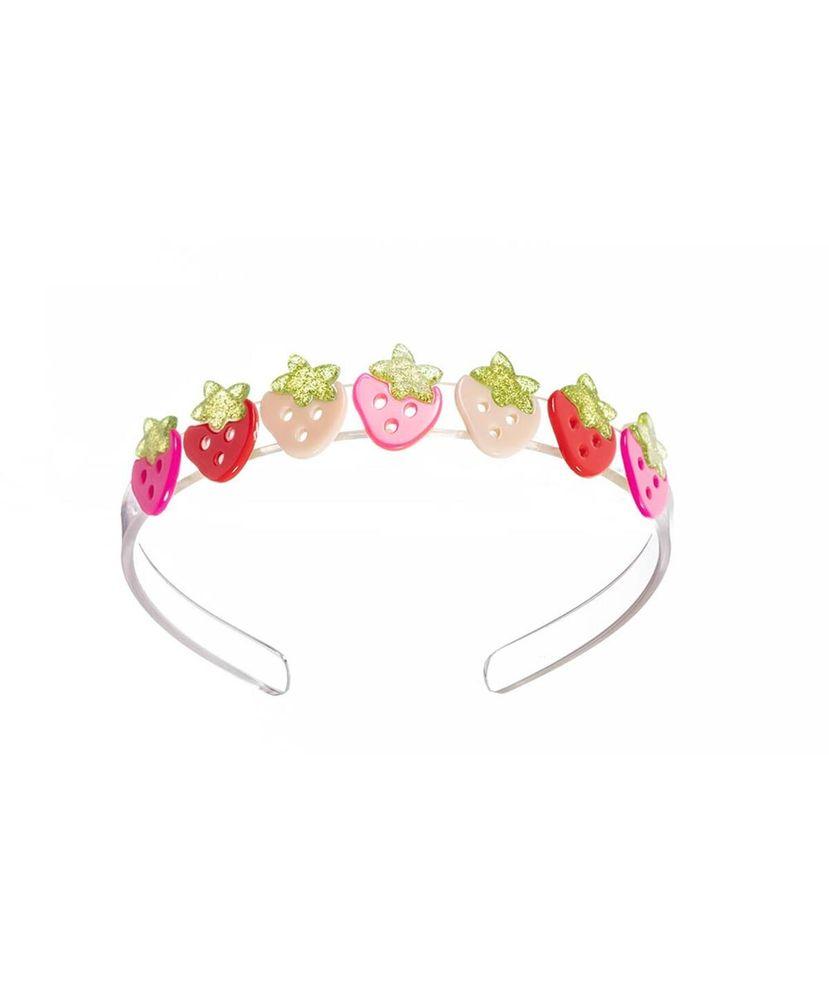 Tiara-Infantil-Morangos-Vermelho-e-Pink